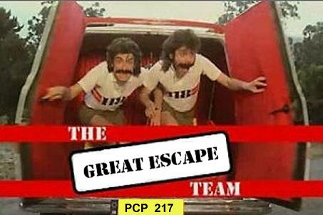 PCP#217… Escaping again (part 1)…