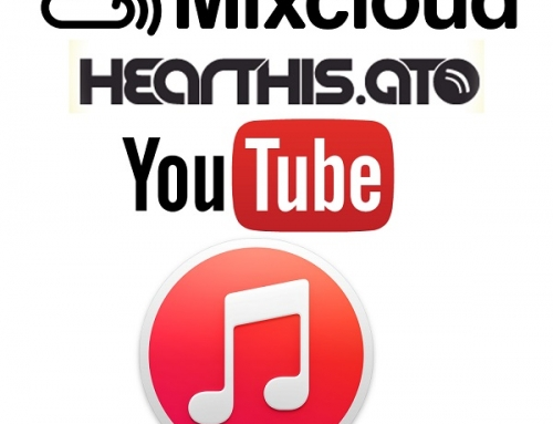 Also available at Mixcloud, Heartis.at and YouTube