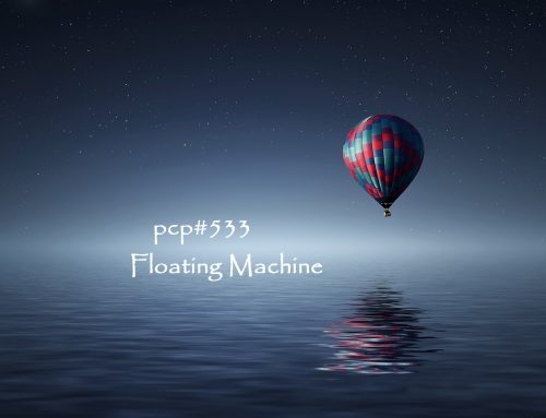 PCP#533… Floating Machine…(Netlabel Day 2017, Part 2)