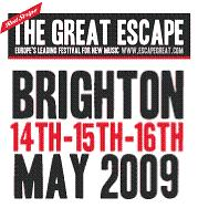 The Great Escape 2009 (Part 2)