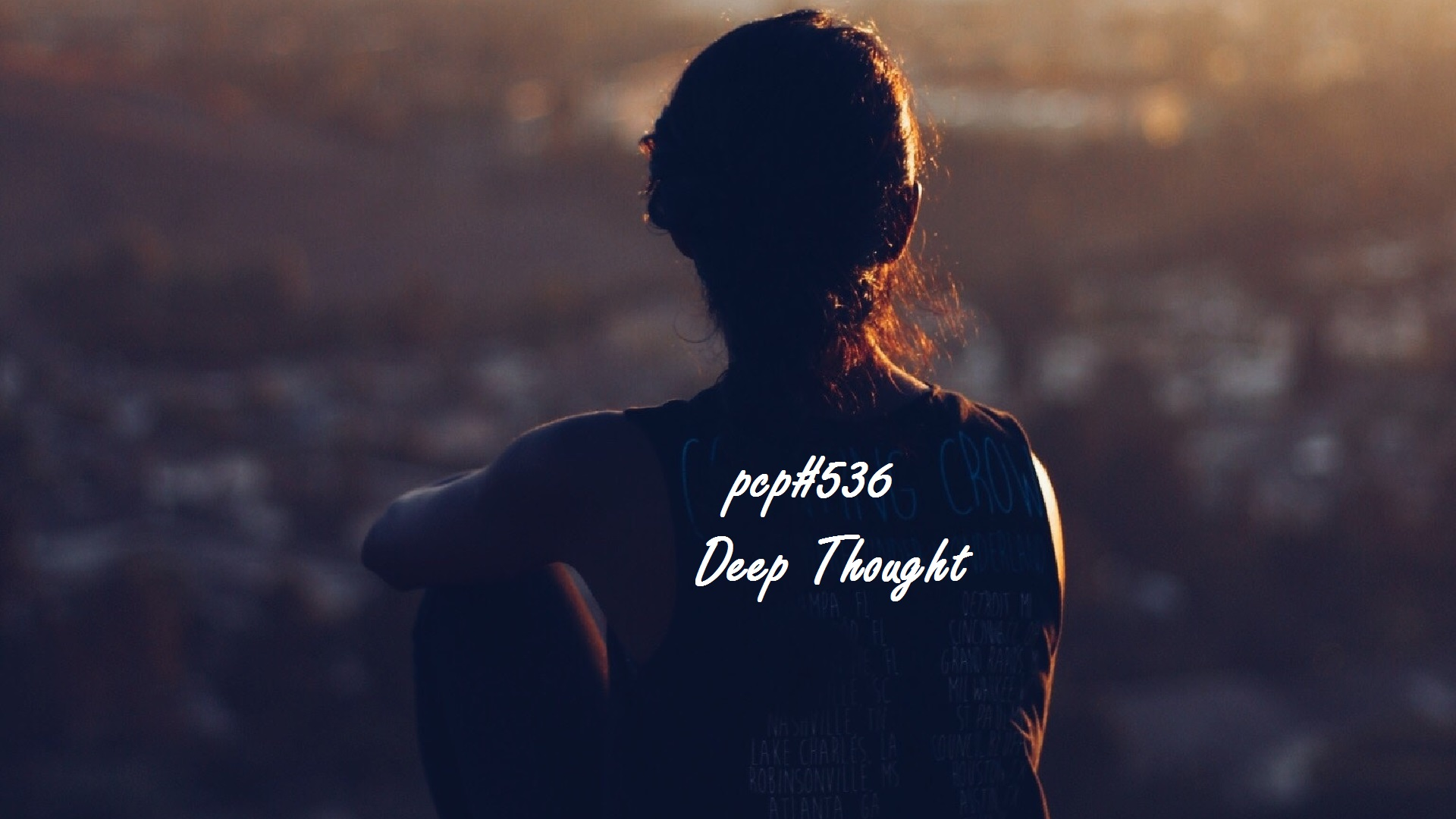 PCP#536... Deep Thought (Netlabel Day 2017, Part 5)...