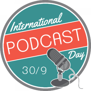 Intenational Podcast Day