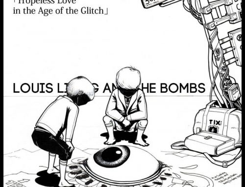 Review: Louis Lingg and The Bombs: Kiiroichurippu (Hopeless Love in the Age of the Glitch)