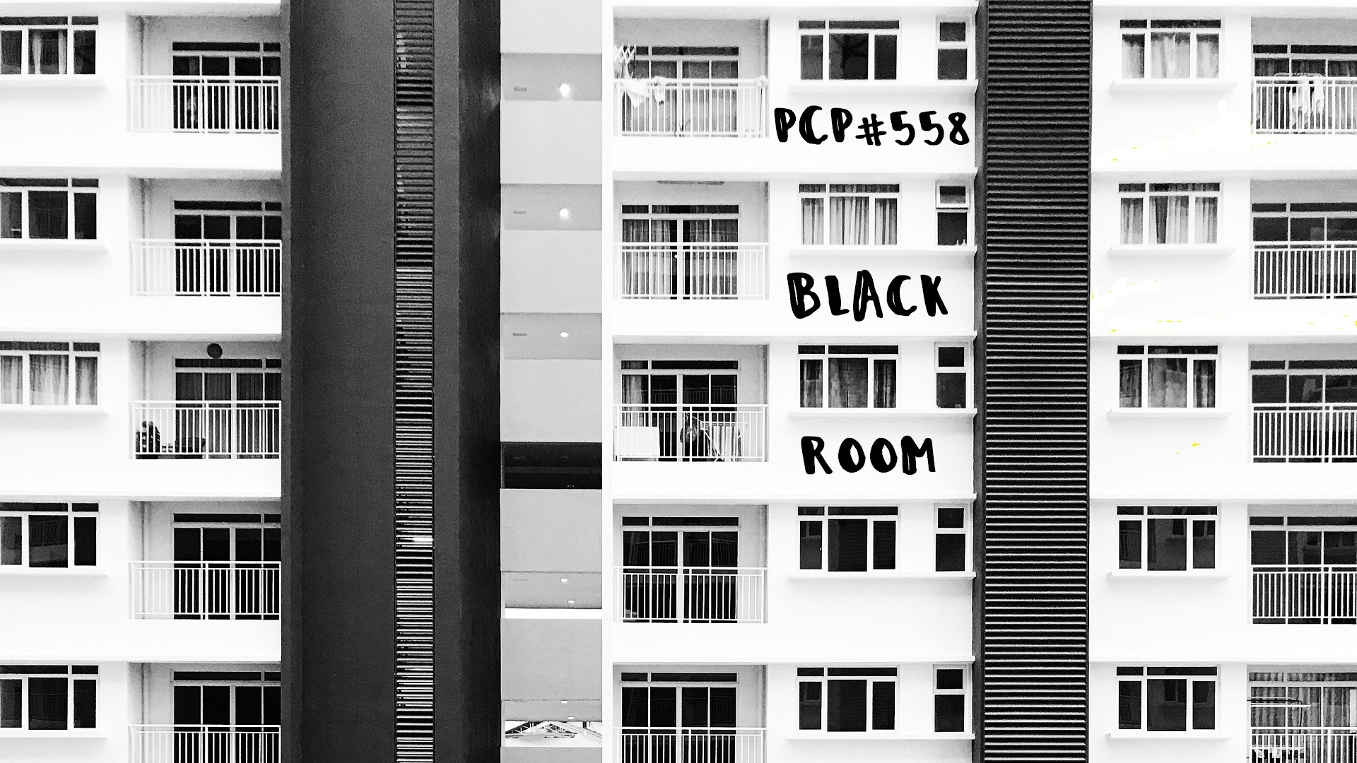 PCP#558... Black Room...