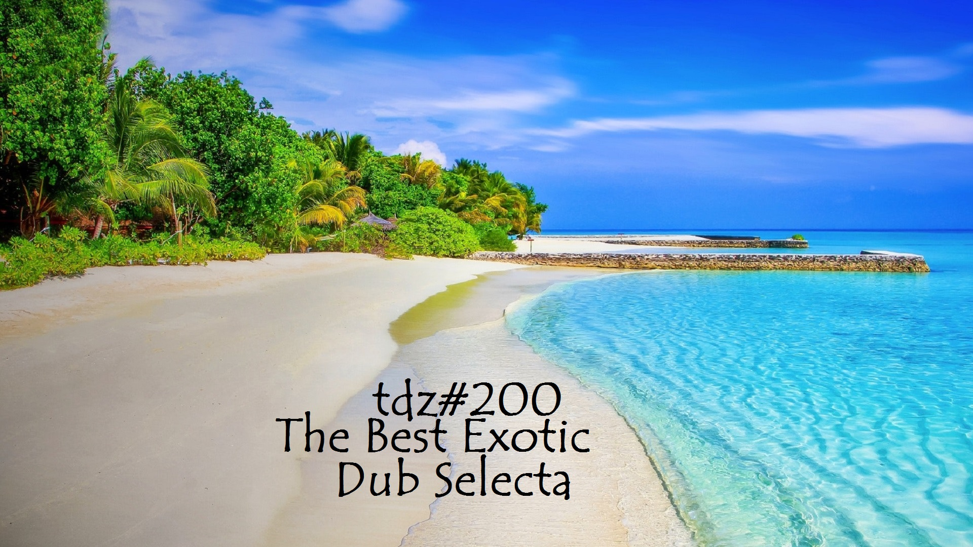 TDZ#200... The Best Exotic Dub Selecta...