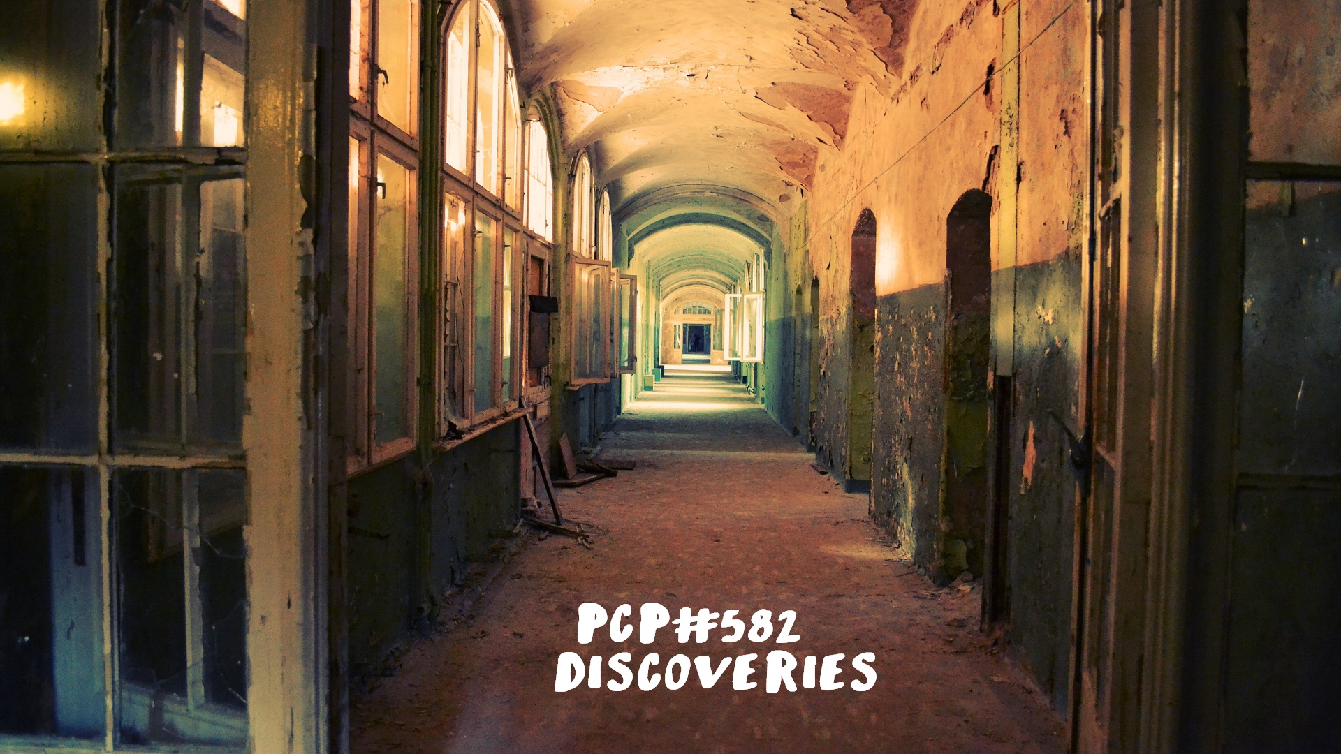 PCP#582... Discoveries....