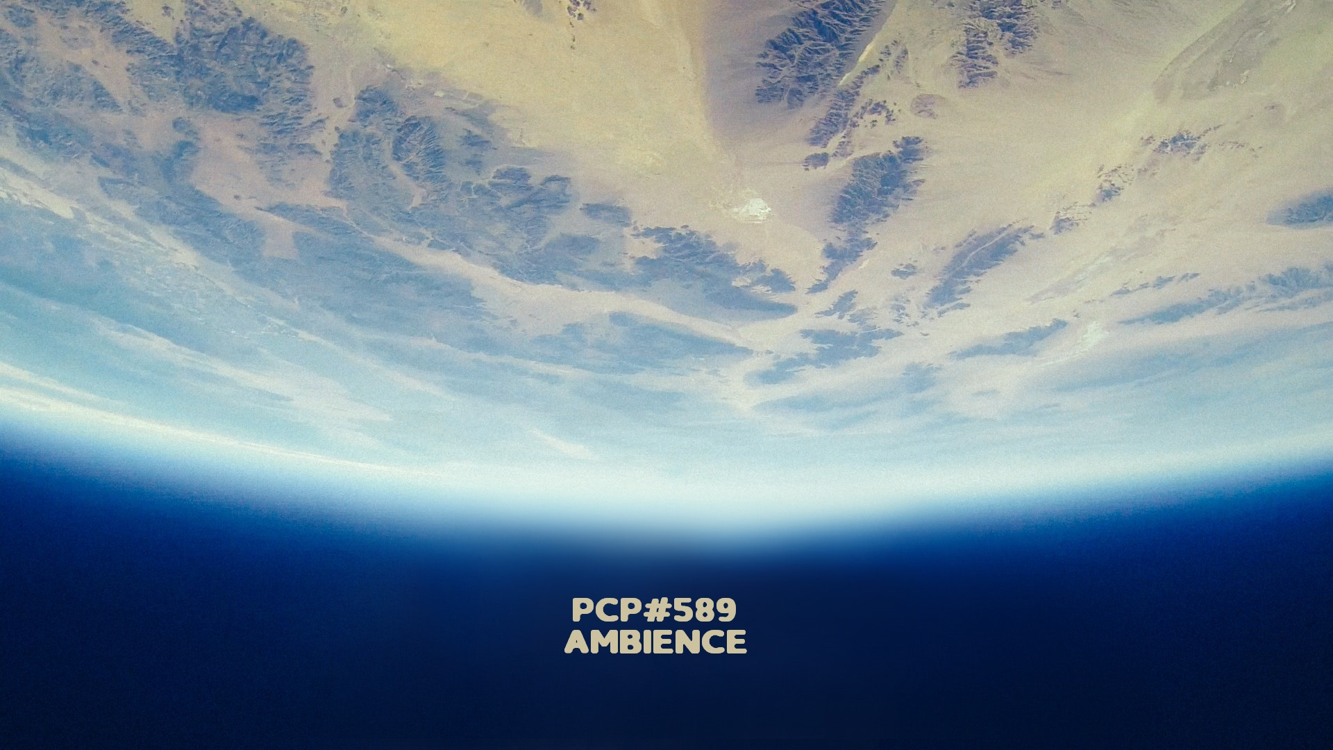 PCP#589... Ambience....