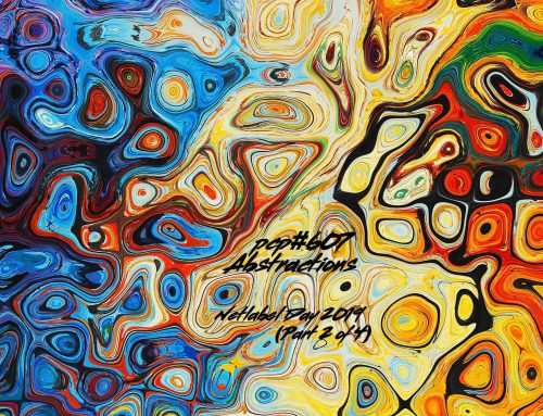 PCP#607… Abstractions… Netlabel Day 2019 (Part 2 of 4)…