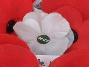 White Poppy for Peace