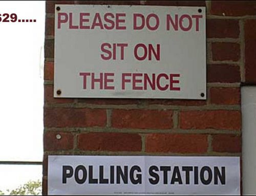 PCP#629… Please Do Not Sit On The Fence….