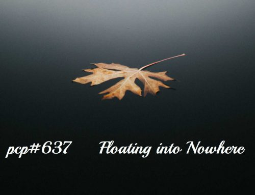 PCP#637… Floating into Nowhere….