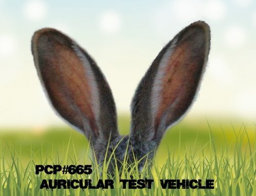 PCP#665…. Auricular Test Vehicle….