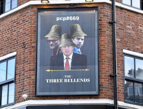 PCP#669… The Three Bellends…