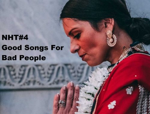 NHT#4 … Good Songs For Bad People….
