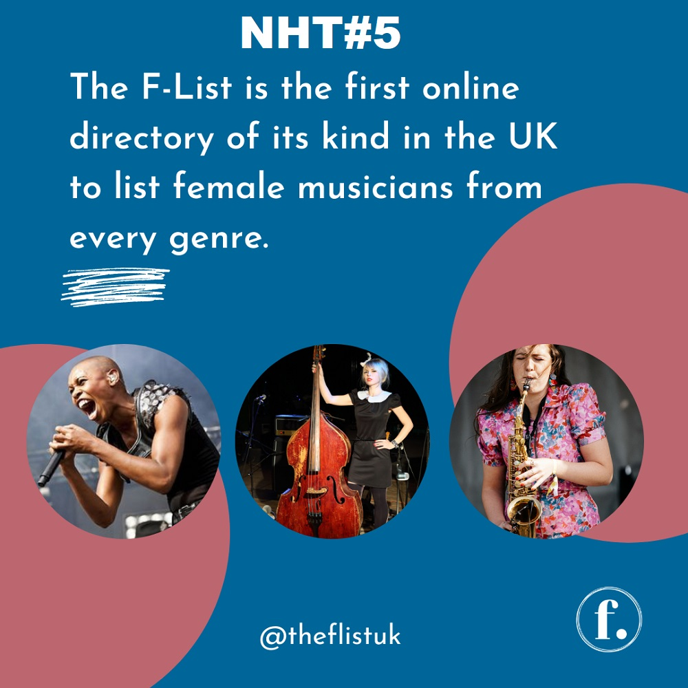 NHT#5... The F-List....