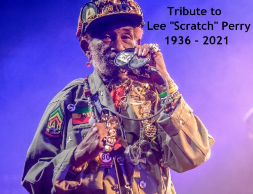 """Tribute to Lee """"Scratch"""" Perry 1936-2021"""