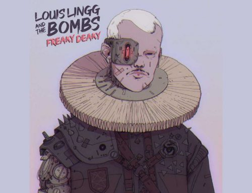 Louis Lingg And The Bombs – Freaky Deaky Video